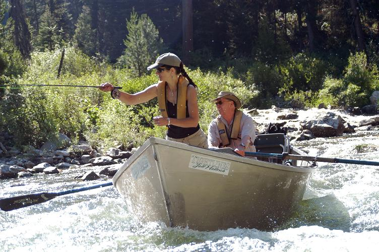 Mckenzie river guides association organized 1931 for Fishing eugene oregon